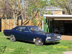 cannon007 1968 Ford Fairlane