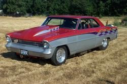TurboNovas 1966 Chevrolet Nova
