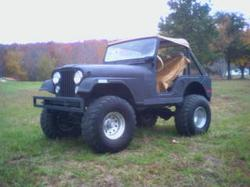 cwilliams 1974 Jeep CJ5