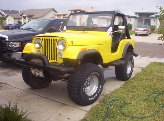 bigosj's 1977 Jeep CJ5