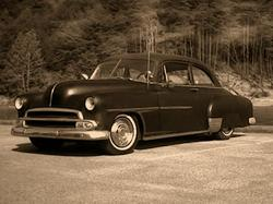 cccruisers 1951 Chevrolet Bel Air