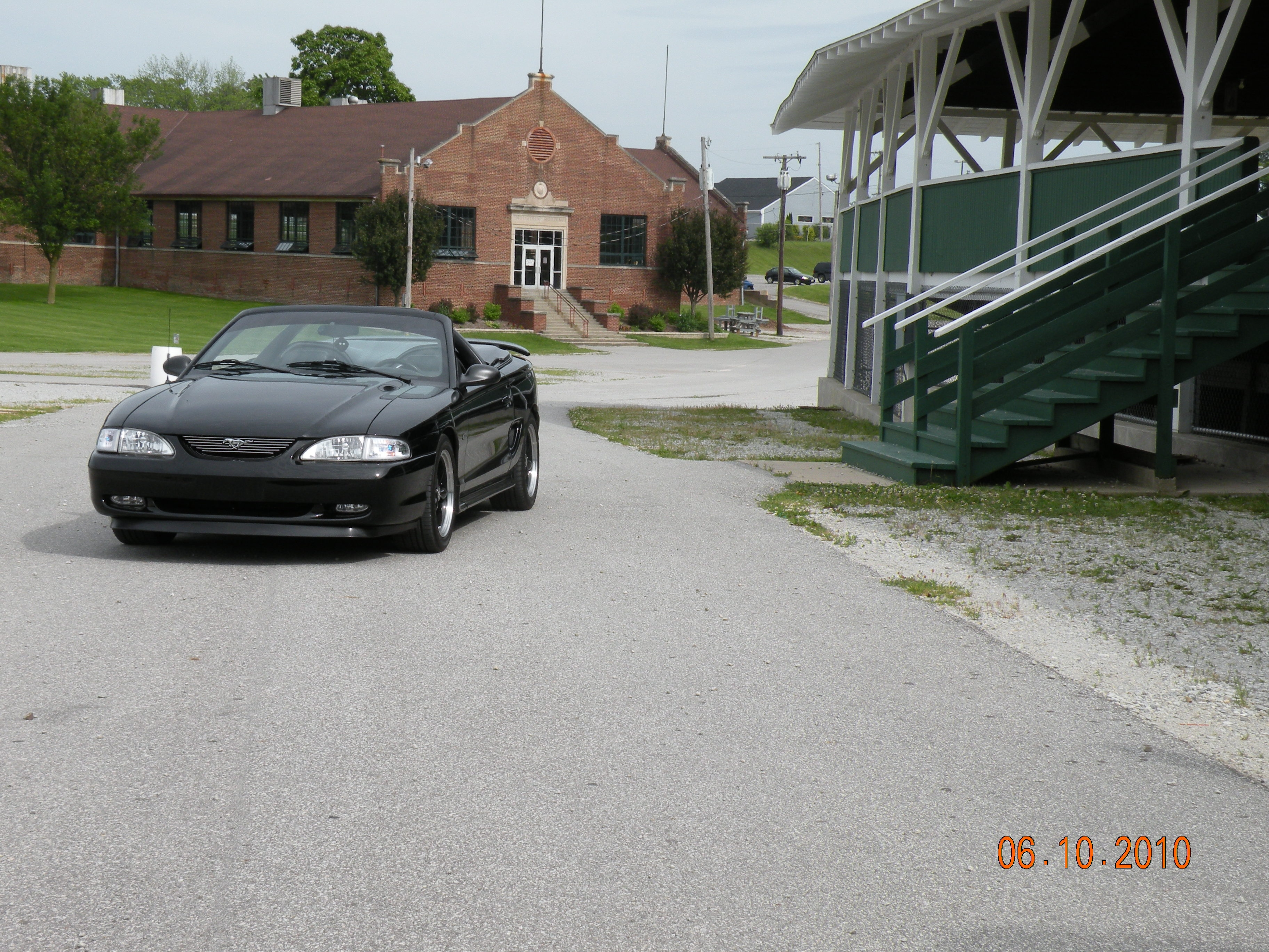 Another ChrisHaugh 1998 Ford Mustang post... - 5444798