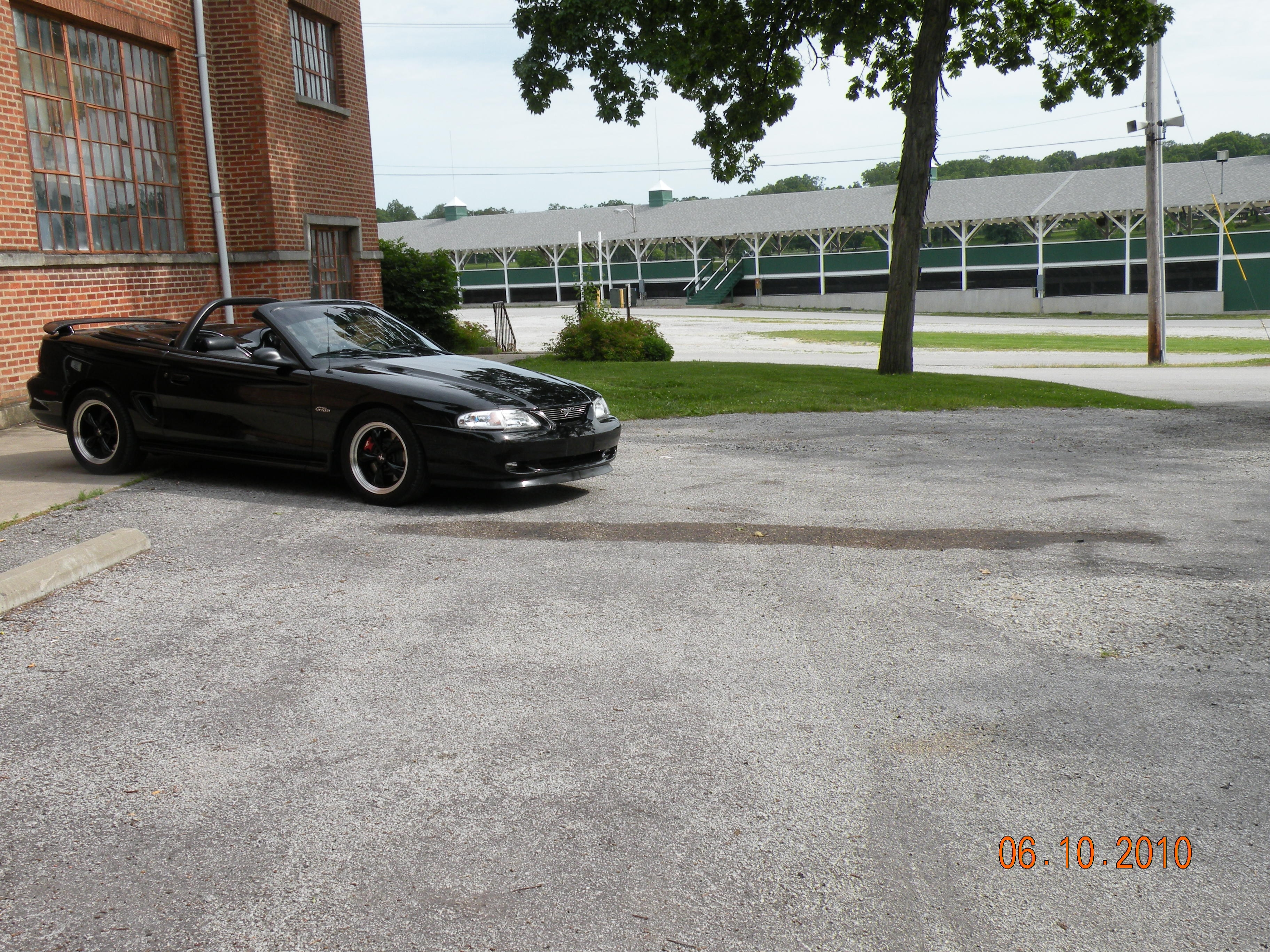 Another ChrisHaugh 1998 Ford Mustang post... - 5444803
