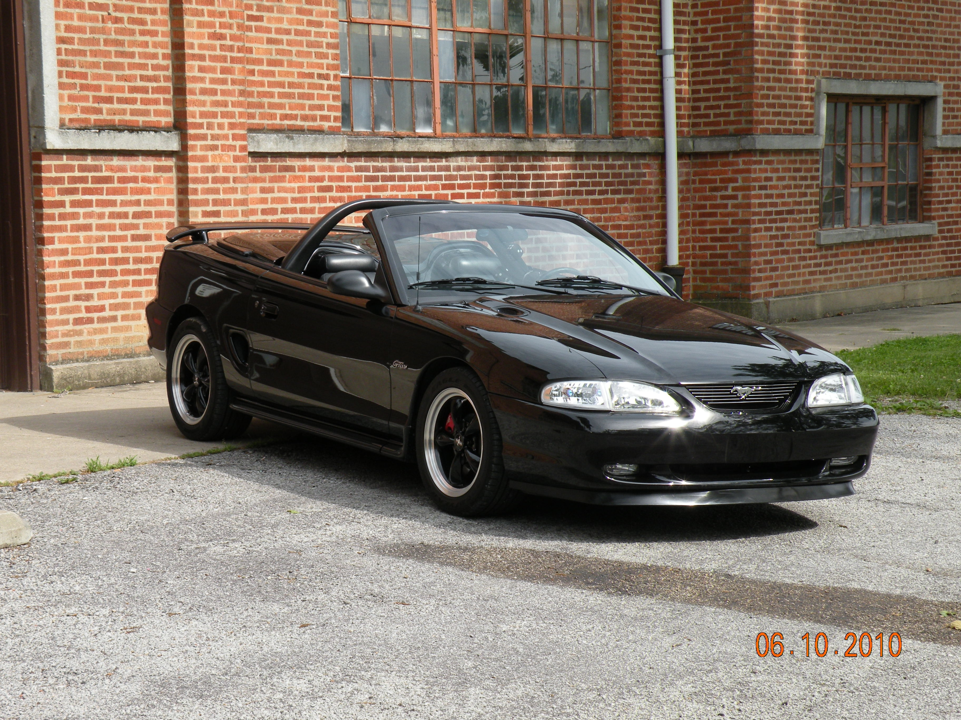 Another ChrisHaugh 1998 Ford Mustang post... - 5444804