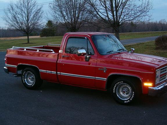 1sharp_chevy's 1987 Chevrolet Silverado 1500 Regular Cab