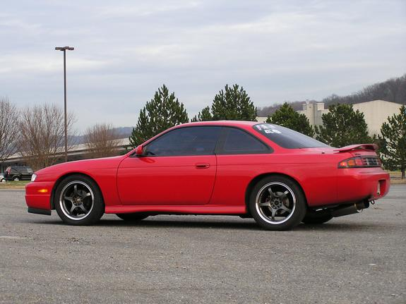 Origins14 s 1997 nissan 240sx in piney flats tn