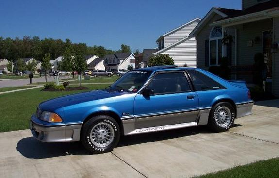 AutoReverse 1988 Ford Mustang 5448667