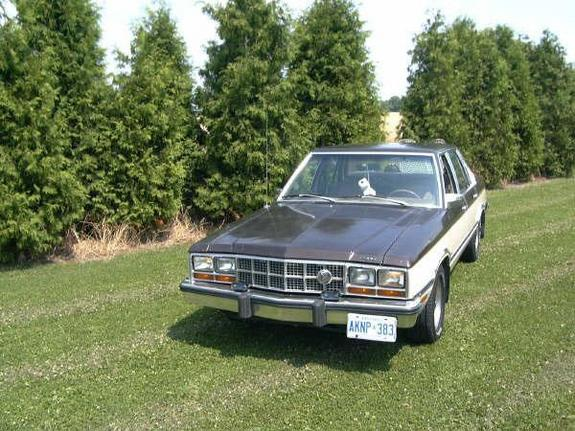 CanadianDrPhil's 1982 Ford Fairmont