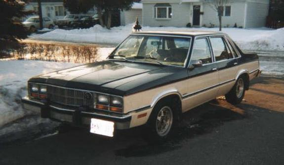 CanadianDrPhil 1982 Ford Fairmont 5451425