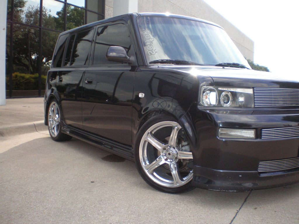 liljoejay 2005 scion xb specs photos modification info. Black Bedroom Furniture Sets. Home Design Ideas
