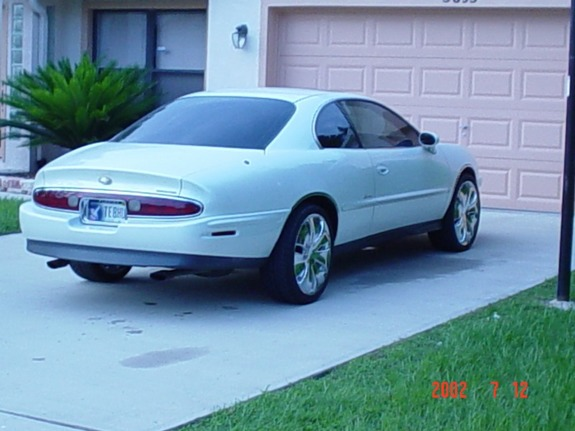 1997 Buick Riviera Remove Cylinder Head Service Manual