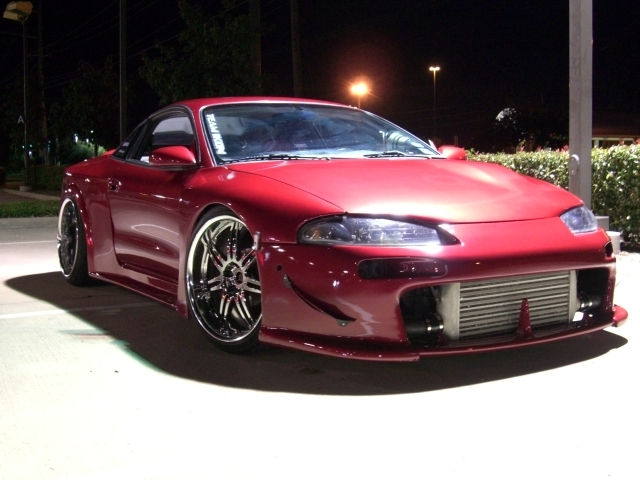 Another spoolnGsT 1995 Mitsubishi Eclipse post... - 5458138