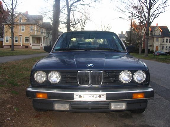 e30bmwes 39 s 1986 bmw 3 series in springfield ma. Black Bedroom Furniture Sets. Home Design Ideas