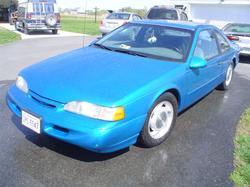 Teal94BirdV8 1994 Ford Thunderbird