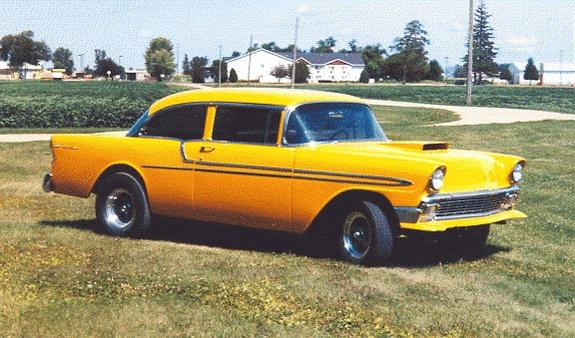 brad1956's 1956 Chevrolet Bel Air