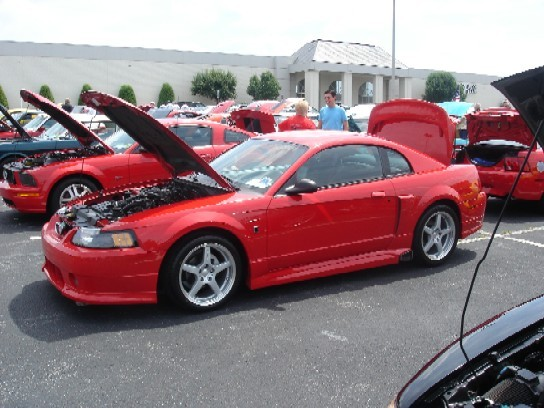 Another S351950023 1995 Saleen Mustang post... - 5468483