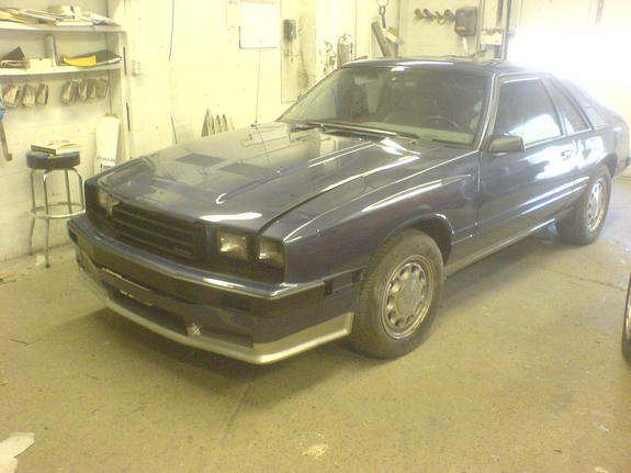 Another chedski 1984 Mercury Capri post... - 5470580
