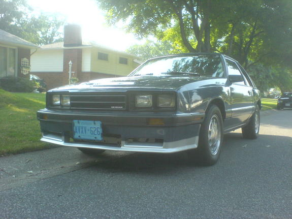 Another chedski 1984 Mercury Capri post... - 5470582