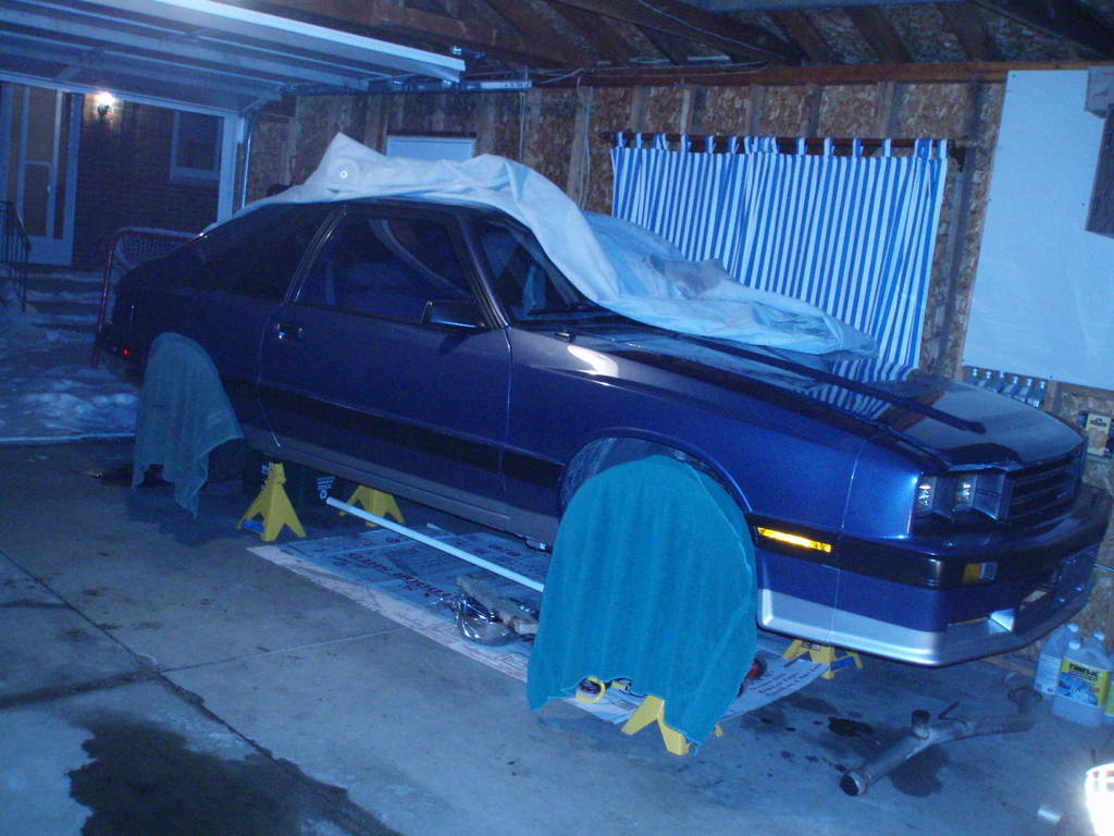 Another chedski 1984 Mercury Capri post... - 5470618