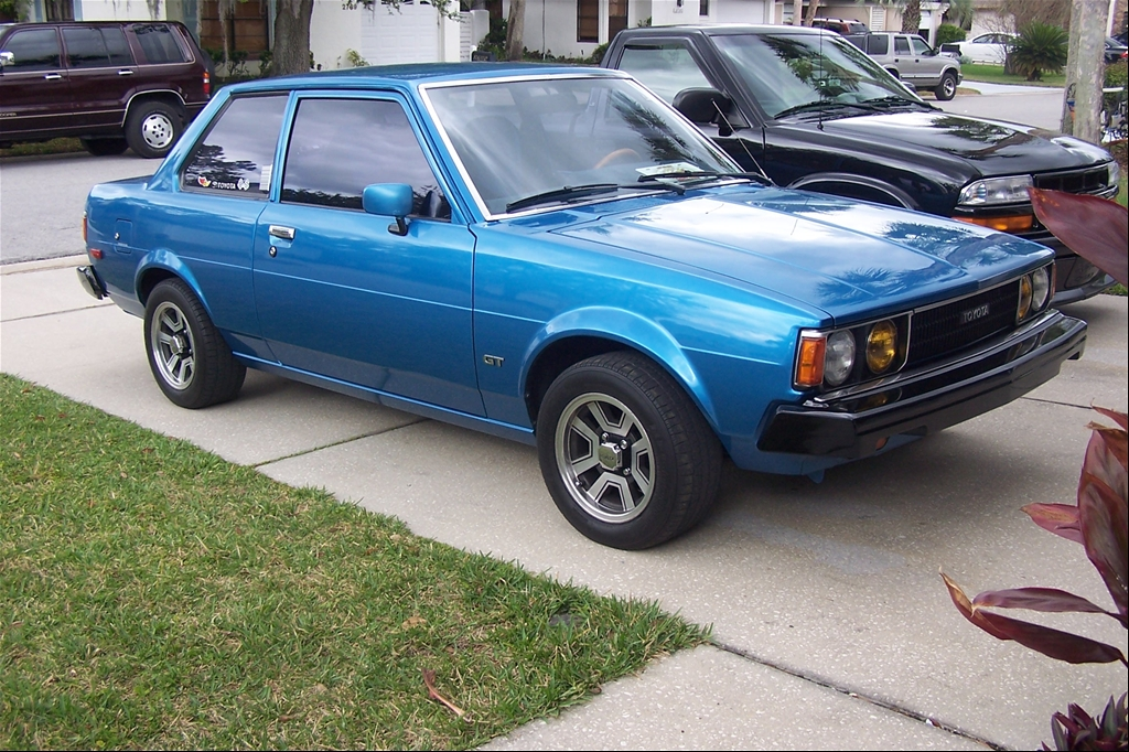 blueimport1980 39 s 1980 toyota corolla in orlando fl. Black Bedroom Furniture Sets. Home Design Ideas