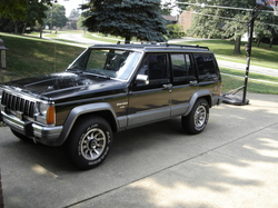 BlackJeep29s 1988 Jeep Cherokee