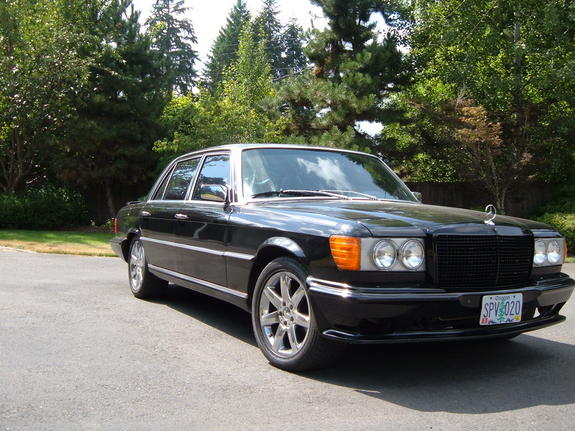 willz0072002's 1977 Mercedes-Benz S-Class