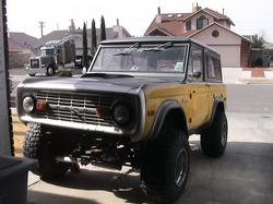 big78 1971 Ford Bronco