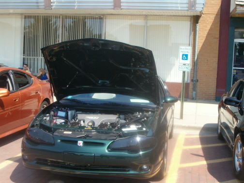 Another GREEN4GO 2002 Chevrolet Monte Carlo post... - 5478875