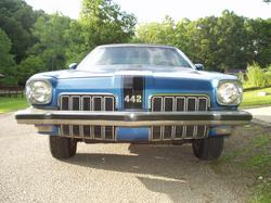73olds442 1973 Oldsmobile 442