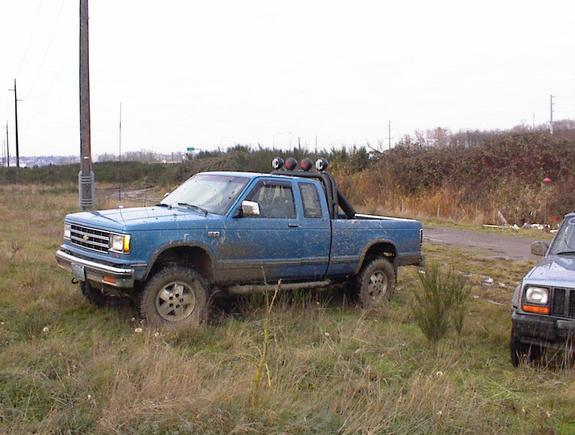 Another 89s104x4mudder 1989 Chevrolet S10 Regular Cab post   2426563
