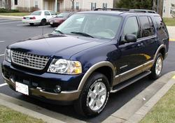 ShakesPSU 2004 Ford Explorer
