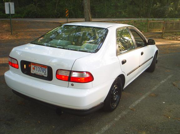 Another clemsonciv 1994 Honda Civic post... - 5491252