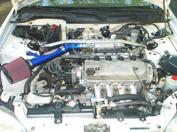 Another clemsonciv 1994 Honda Civic post... - 5491255