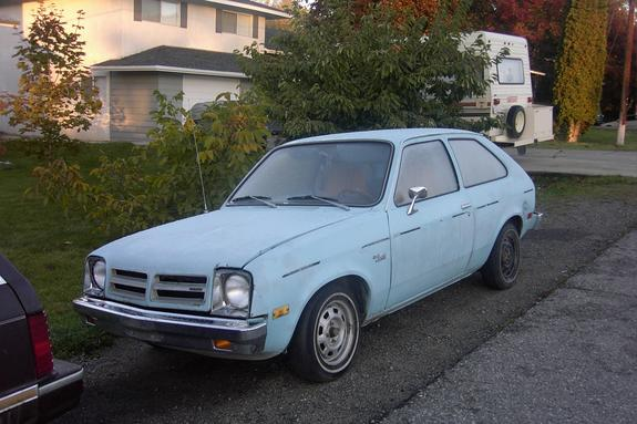 Land Rover Kelowna >> Frosty5 1976 Chevrolet Chevette Specs, Photos ...