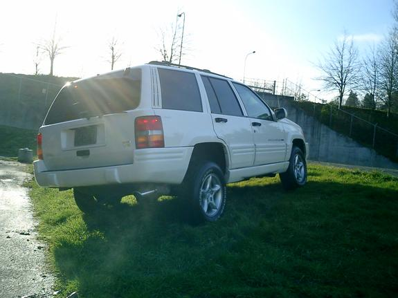 Another fastfiver 1998 Jeep Grand Cherokee post... - 5493705