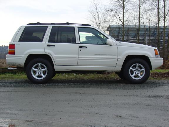 Another fastfiver 1998 Jeep Grand Cherokee post... - 5493708