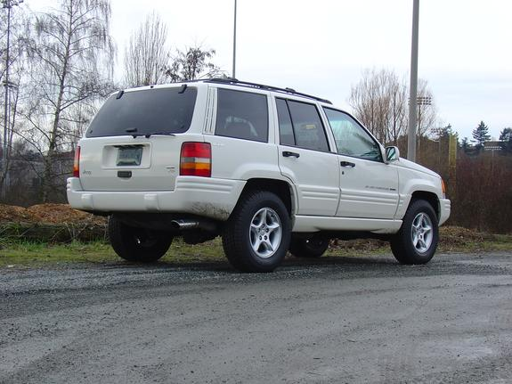 fastfiver 1998 Jeep Grand Cherokee