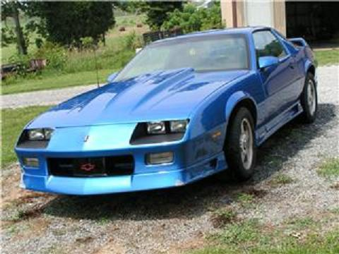 draggindevil's 1991 Chevrolet Camaro