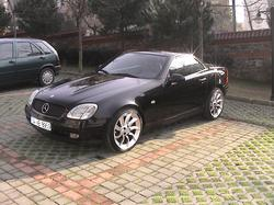 Baja_Horsemoons 1998 Mercedes-Benz SLK-Class