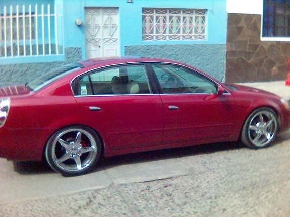 Chumbe 2003 Nissan Altima Specs Photos Modification Info