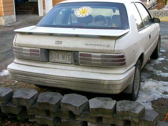 Another duster1992 1992 Plymouth Sundance post... - 5503790