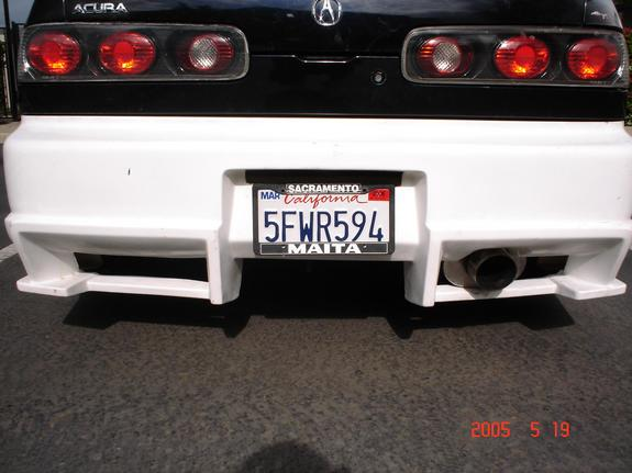 Another bumer750il 1994 Acura Integra post... - 5506367