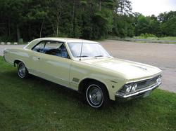 66beaumont 1966 Pontiac Beaumont