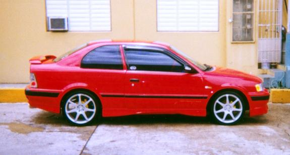 Joeltercel 1997 Toyota Tercel Specs Photos Modification