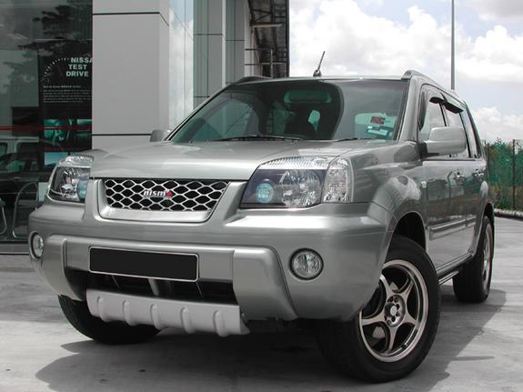 nismo gt 2004 nissan x trail specs photos modification info at cardomain. Black Bedroom Furniture Sets. Home Design Ideas