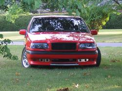 boostaddicted 1997 Volvo 850