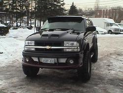 SkyHighBlazers 2000 Chevrolet Blazer