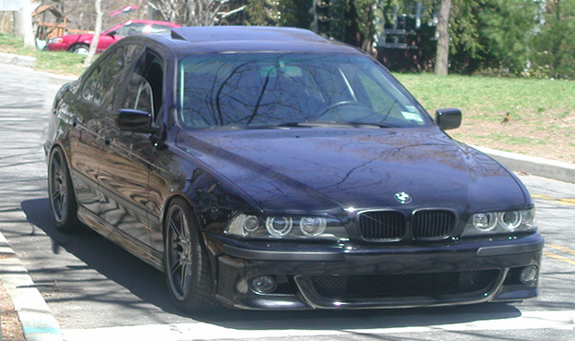 soloman's 1999 BMW 5 Series
