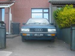 Another 532120 1985 Audi 90 post... - 5521730
