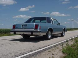 fasterpastor 1985 Ford Crown Victoria